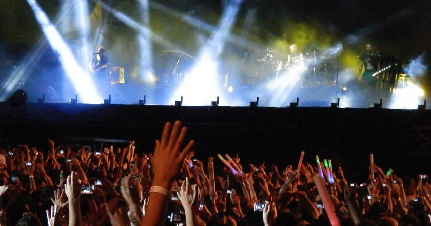 Lollapalooza São Paulo 2014  © Mari Freixes Flickr