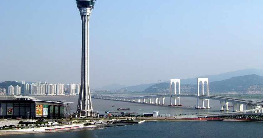 Macau Tower   © Toby Oxborrow / Flickr