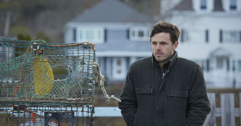 Casey Affleck in Kenneth Lonergan's MANCHESTER BY THE SEA. Photo credit: Claire Folger, Courtesy of Amazon Studios and Roadside Attractions