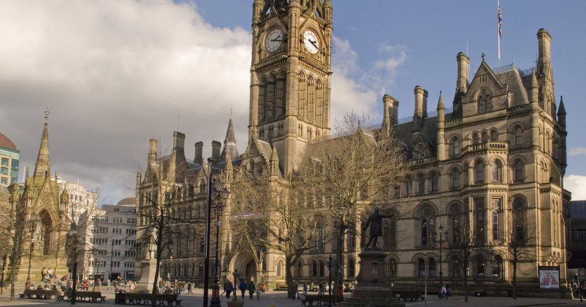 Manchester Town Hall | © Mark Andrew / Flickr