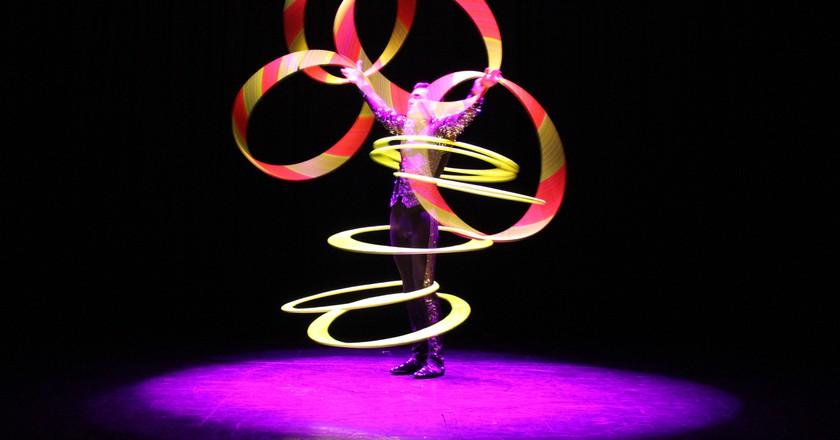 Marco Antonio Penagos International Circus Festival / Comedia.cat