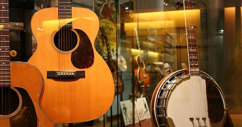 "Nashville is known as ""Music City""   © Céline / Flickr"