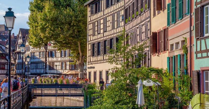 Petite France district in Strasbourg ©Philippe de Rexel / OT Strasbourg