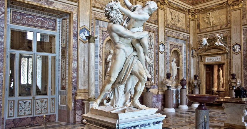 The Rape of Proserpina | © Jk1677 / WikiCommons