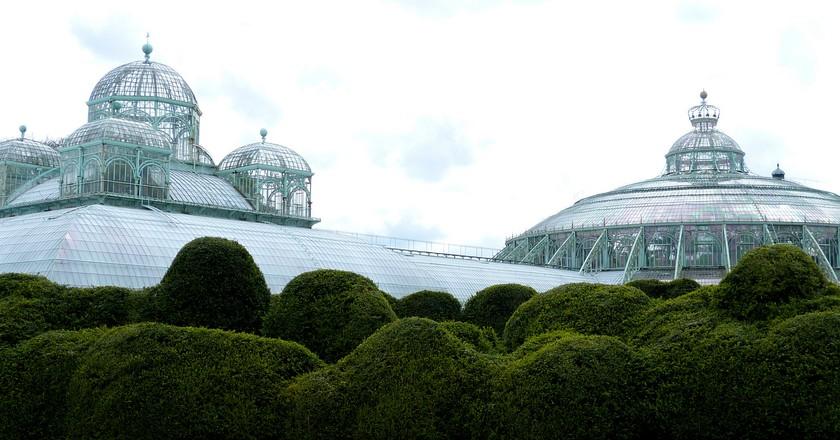 Royal Greenhouses of Laeken | © Eddy Van 3000 / Flickr