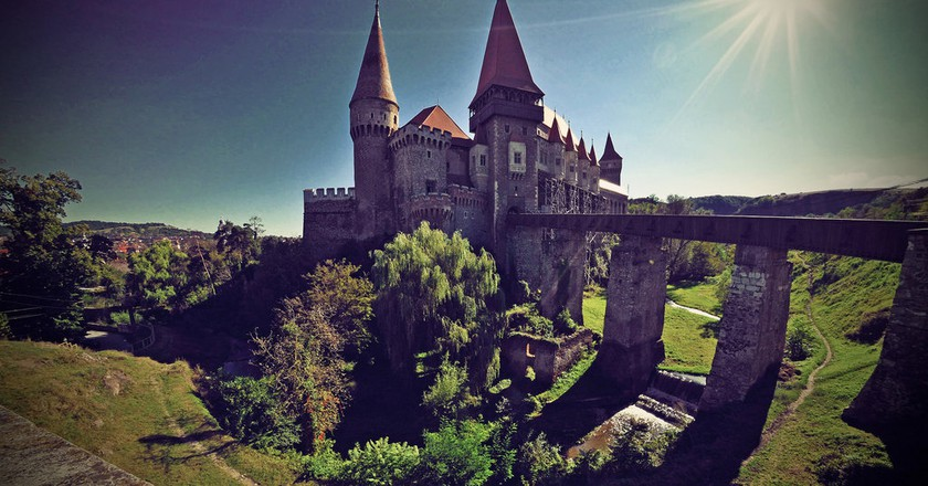 Corvin Castle  | © fusion-of-horizons / Flickr