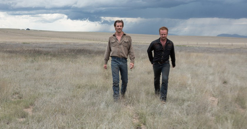 Chris Pine and Ben Foster in 'Hell or High Water' | Studiocanal