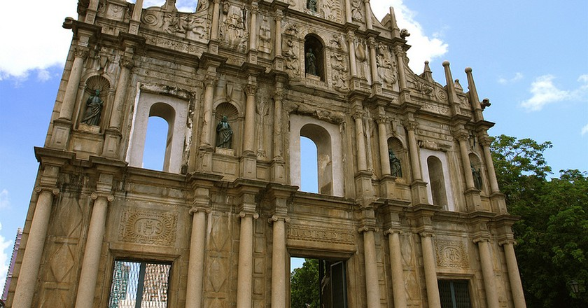 Ruin's of St. Paul's - Macau | © TravelingOtter/Flickr