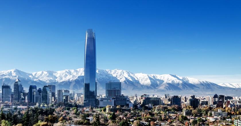 Santiago, Chile | © Turismo Chile