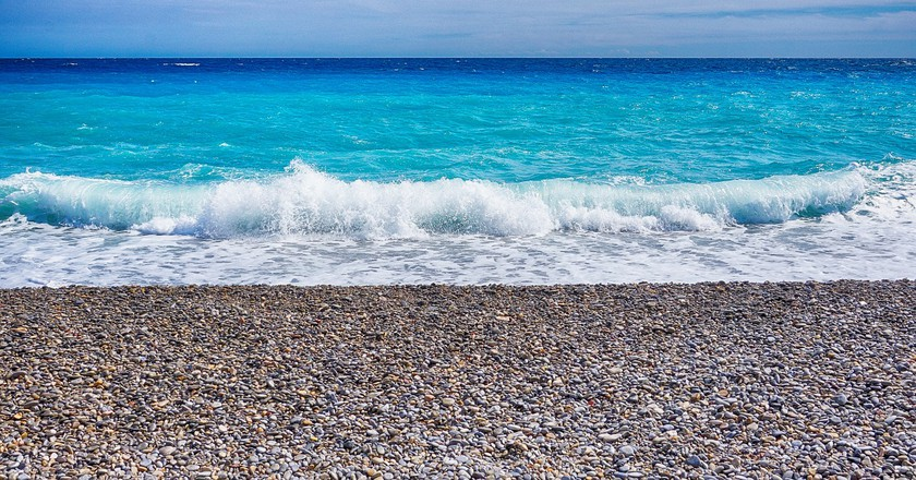 Nice can be expensive but the beach is always free to access   © Alexandra Koch/Pixabay