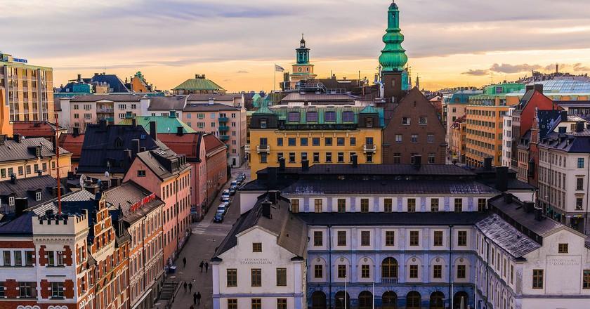 Slussen, Stockholm | ©Tommie Hansen/Flickr
