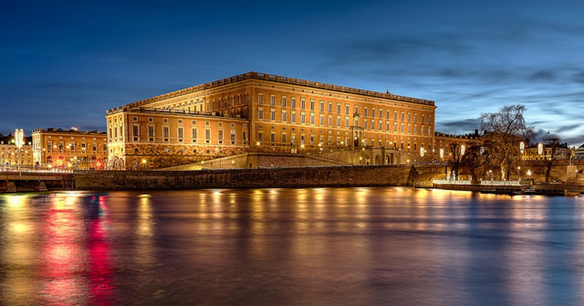 The Royal Palace | ©Magnus Johansson/Flickr