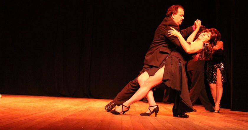 Tango in Buenos Aires   © Cecilia Heinen