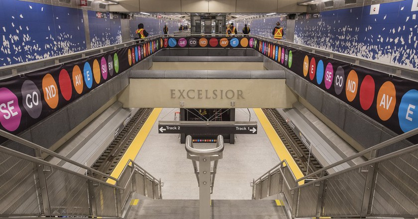 Second Avenue Subway | © MTA / Flickr