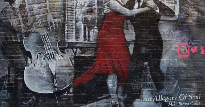 Argentine Tango | © Tina Leggio/Flickr