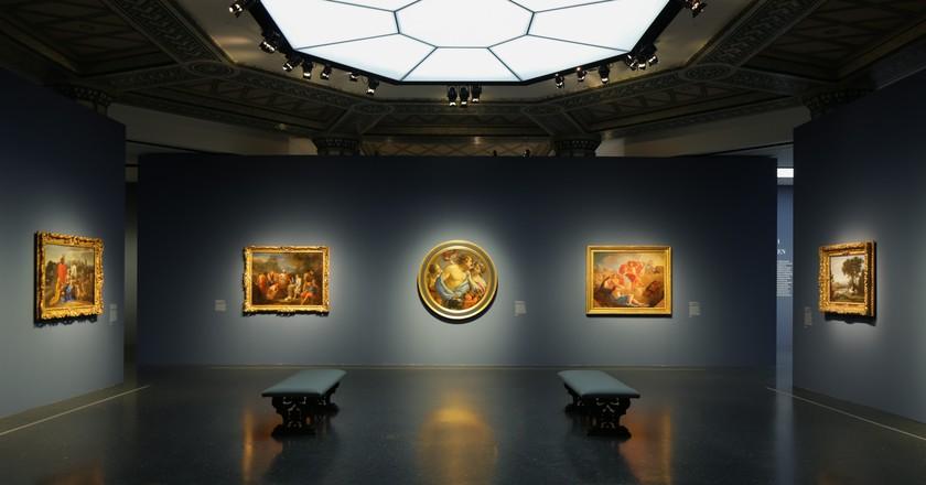 """Ausstellung """"Von Poussin bis Monet. Die Farben Frankreichs   © Ulrich Perrey"""