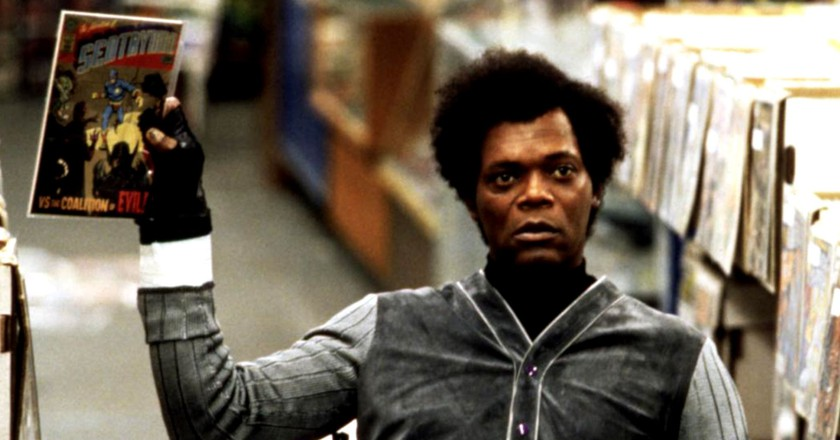 Samuel L. Jackson in 'Unbreakable' | © Buena Vista Pictures