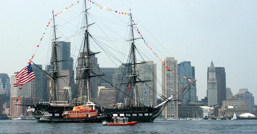 USS Constitution | © Pixabay