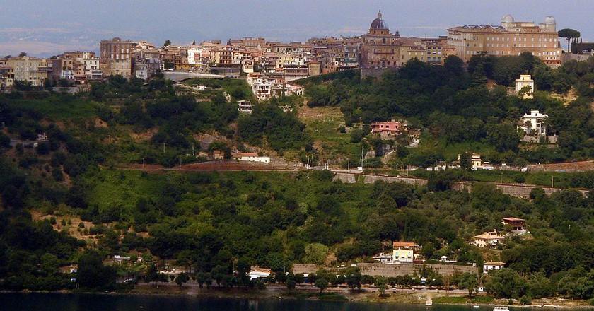 Town of Castel Gandolfo   © Deblu68 / WikiCommons