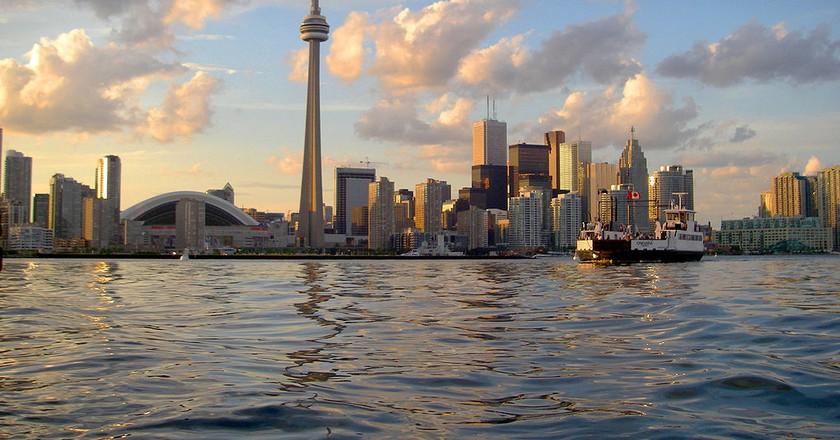 Toronto Skyline | © John Vetterli