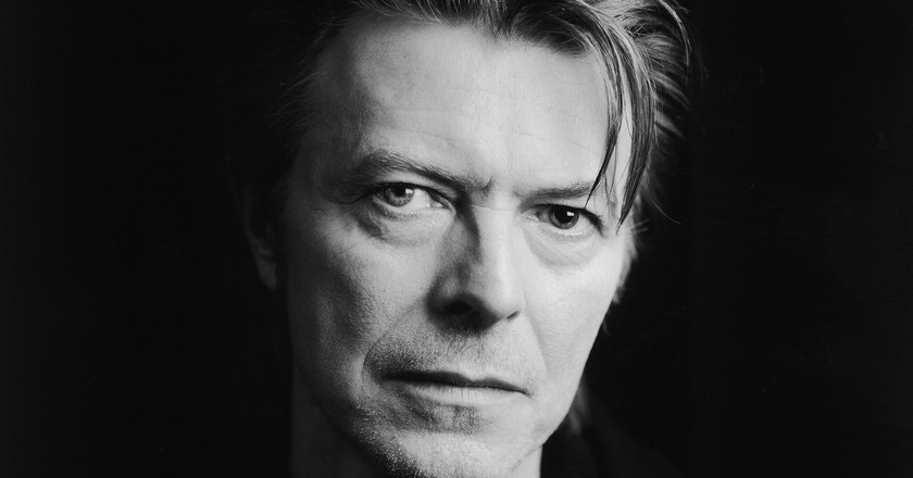 David Bowie died last year | ©stratopaul/flickr