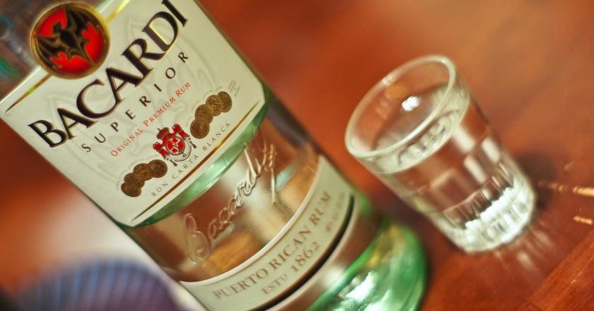 Bacardi rum | © Dale Moore/Flickr