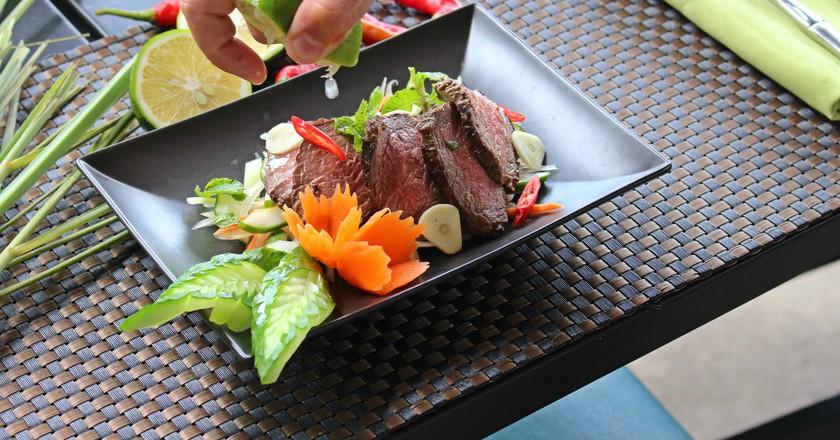 Chantara Thai Restaurant | Courtesy of Radisson Blue Resort Fiji