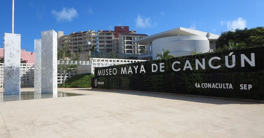 Museo Maya de Cancun ©|David Stanley/Flickr