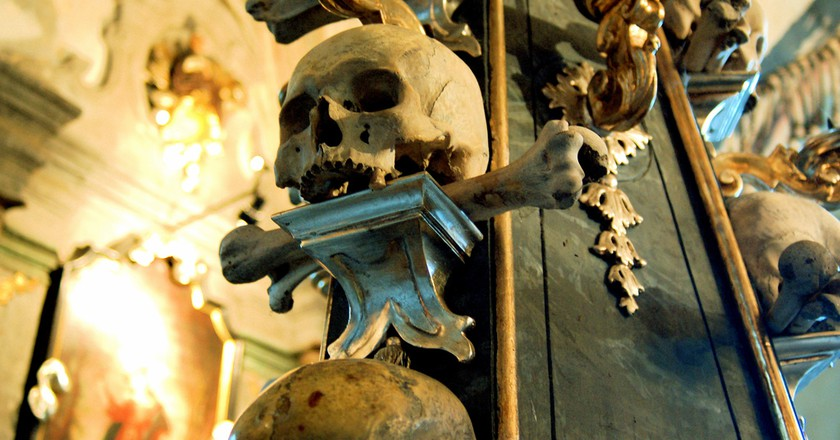 The Sedlec Ossuary  | © Todd Huffman / Flickr
