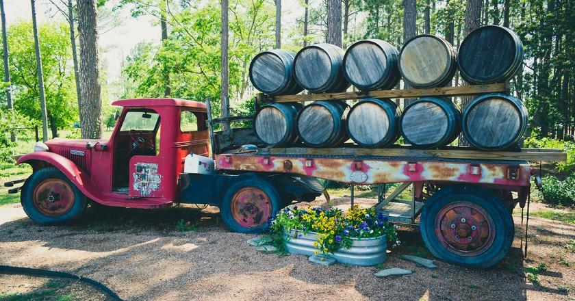 Fischer & Wieser Fredericksburg Das Peach Haus Truck | © Nan Palmero / Flickr