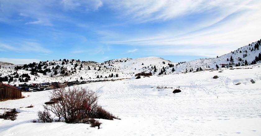 View of Kalavryta | © Sykia Corinthias/Flickr
