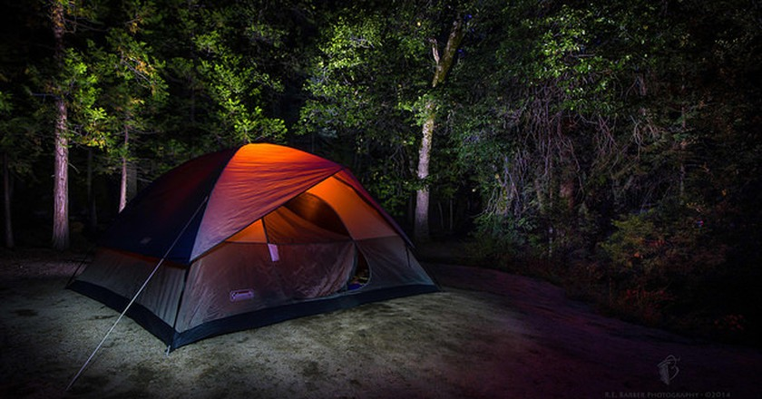 Camping will show you a different side of Czechia / ©R.E. Barber Photography / Flickr