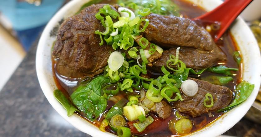 Beef Noodle Soup | ©Ron Dollete/Flickr