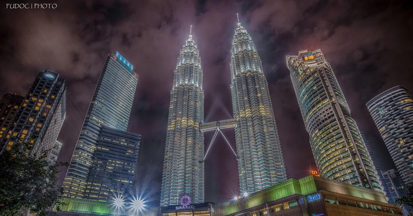 Petronas Twin Towers | (c) 士航 魏/Flickr