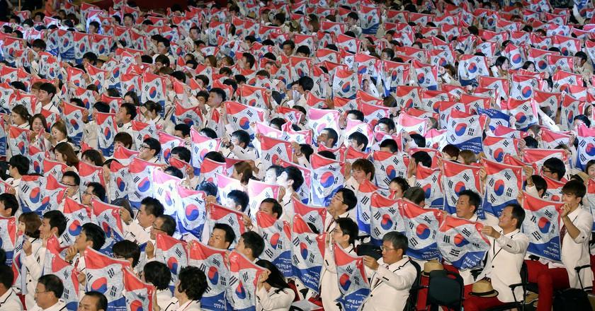 Incheon Asian Games 2014 | © KoreaNet / Flickr