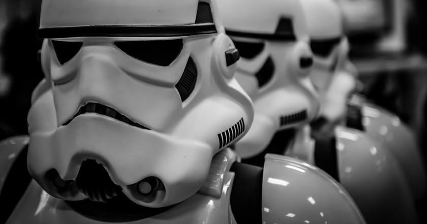 Stormtrooper | © Johnny Silvercloud/Flickr