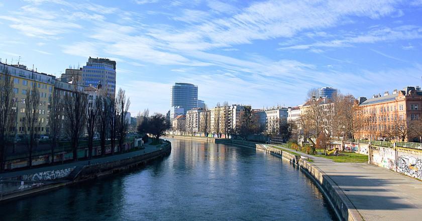 Am Donaukanal |  ©  superscheel / flickr