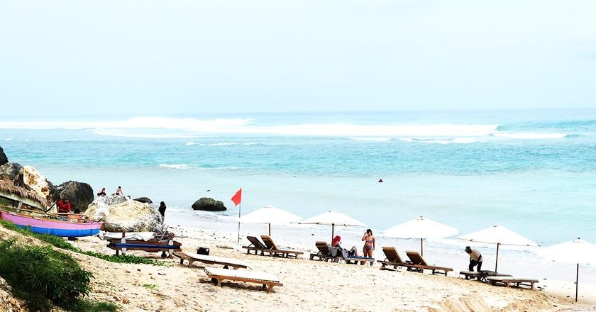 Tourists at Pandawa Beach | © .angels. / Flickr