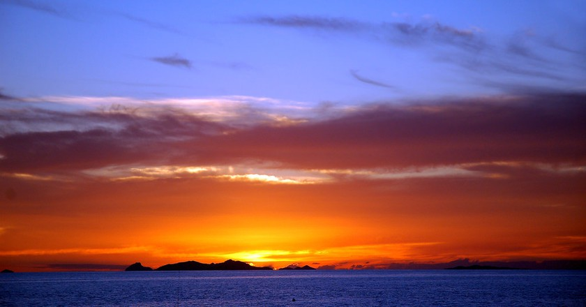Fiji Sunset   © Alex Kehr / Flickr