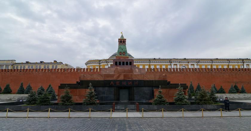 Lenin's Mausoleum   © Jorge Láscar / Flickr