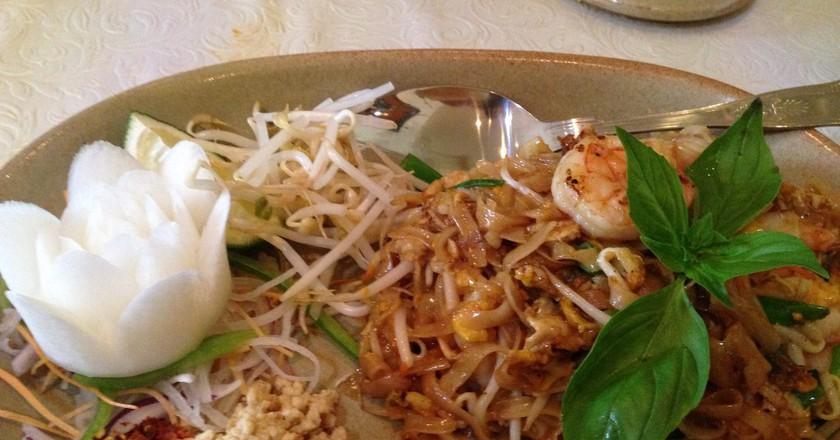 A flavorful Thai meal | © Sean MacEntee / Flickr