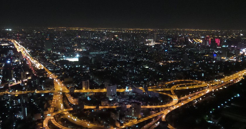 Bangkok at night 1 | © Courtesy of Drewes Zuur/Flickr