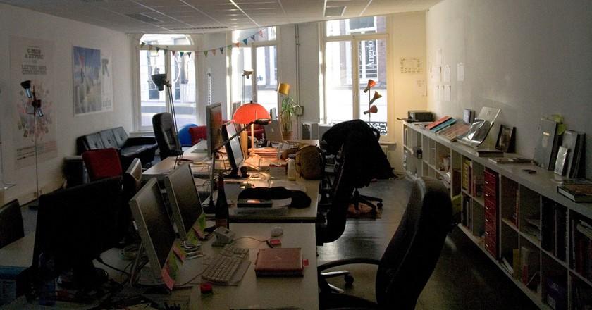 A co-working space   © Alper Çuğun / Flickr