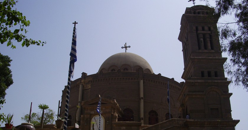 Greek Church - Coptic Cairo / © Neil and Kathy Carey / flickr