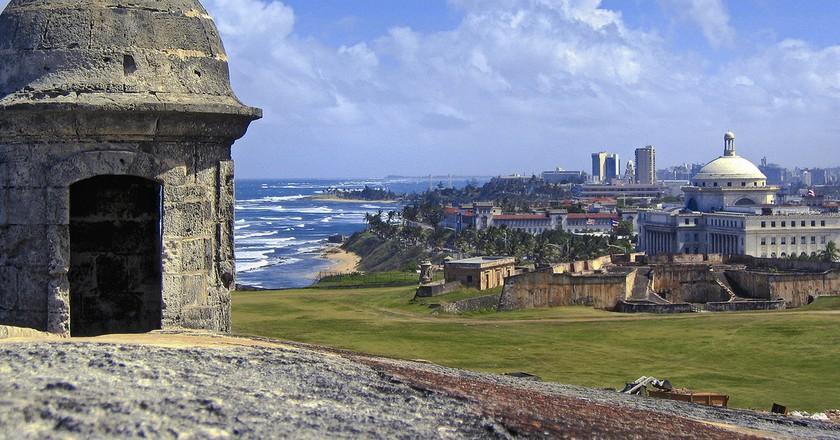 San Juan. Fort San Cristobal. Puerto Rico | © Tomás Fano/Flickr