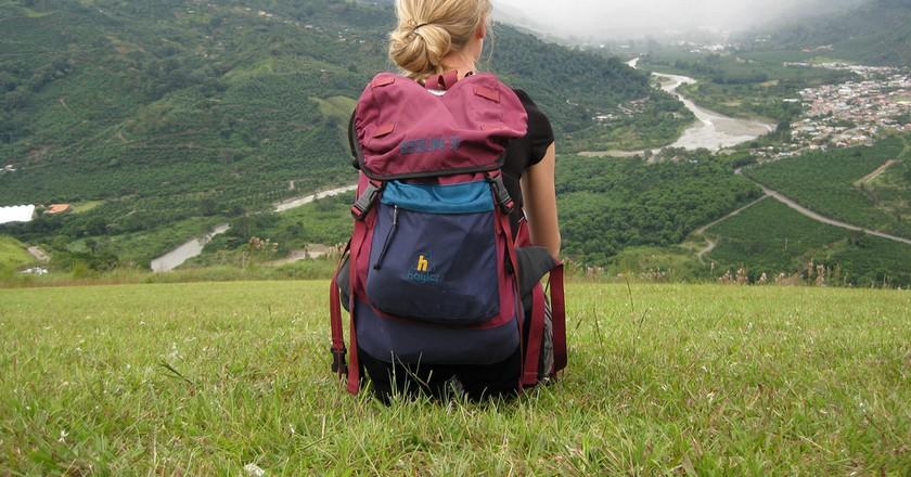 Let the backpacking adventure begin | ©Emily Schlick/Flickr