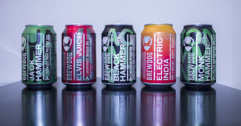 BrewDog Selection | © Rory/Flickr