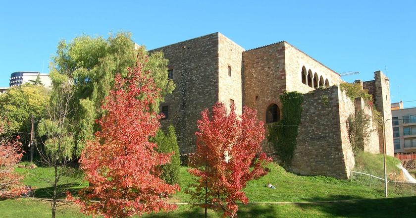 The Castle of Vallparadís | © Daniel Mas