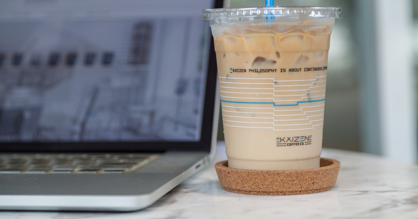 © Courtesy of Kaizen Coffee Co.