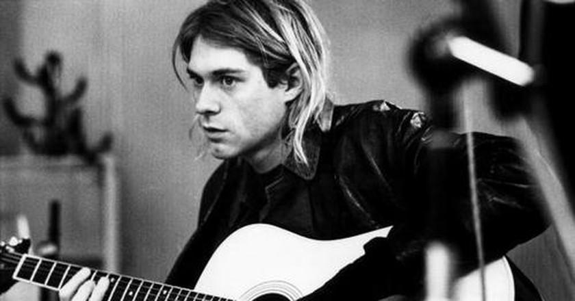 Kurt Cobain | © Michel Linssen / Redferns